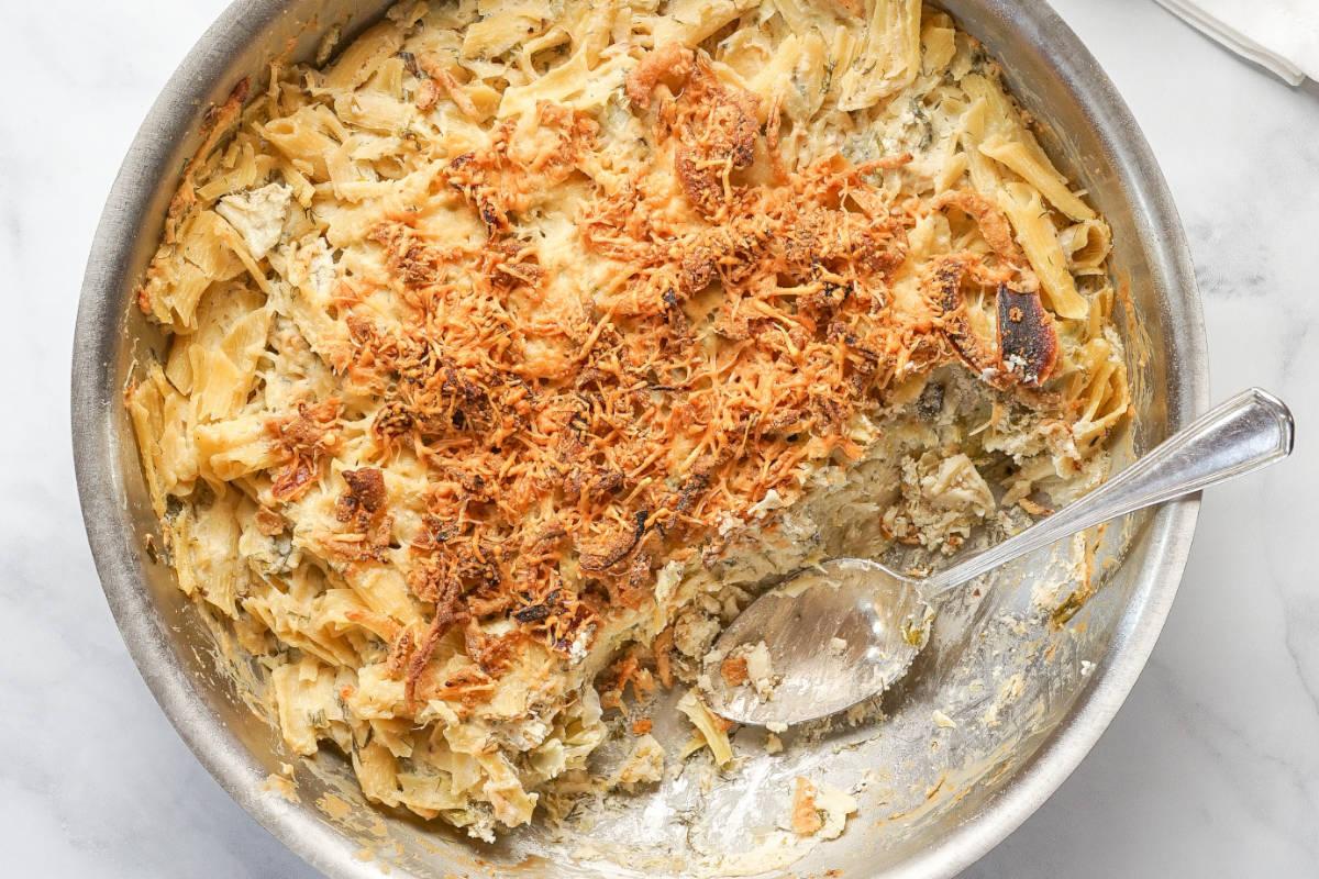 carciofi violetti al forno al parmigiano