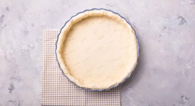 Come fare la pasta brisée: la ricetta base