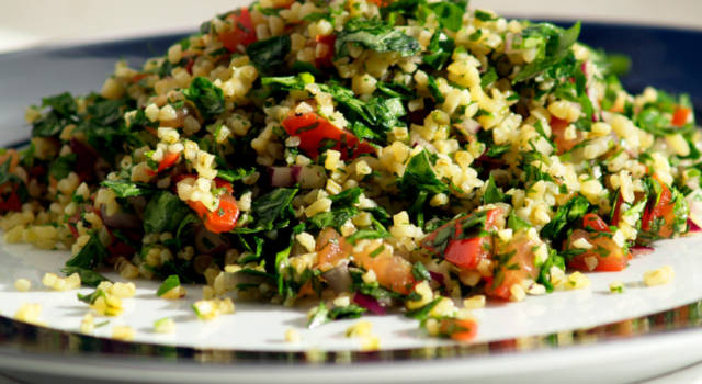 Come fare Tabbouleh