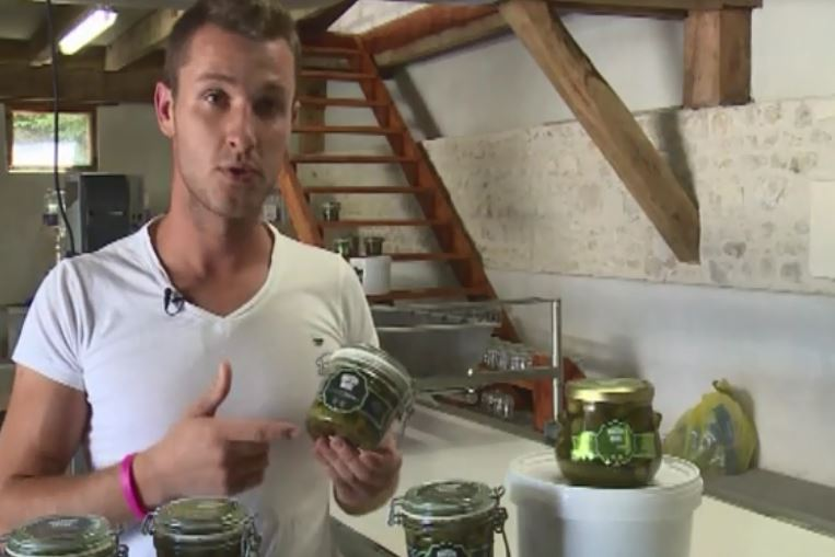 """In Francia un solo produttore di cetriolini, resiste perchè """"bio"""" - VIDEO"""
