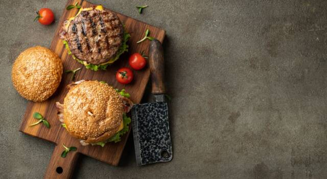 Si può fare l'hamburger perfetto? Sì, c'è una formula matematica!