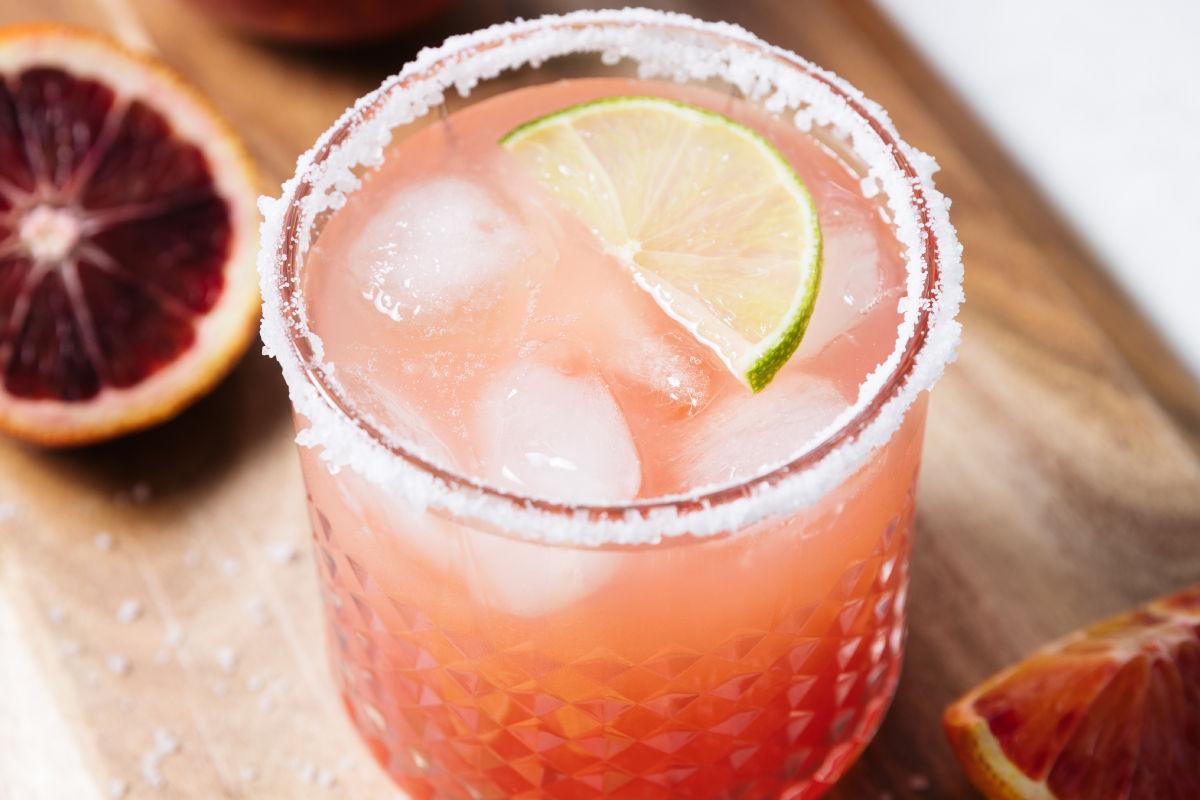 cocktail da aperitivo analcolico
