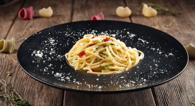 Spaghetti alla carrettiera: un primo piatto salva cena