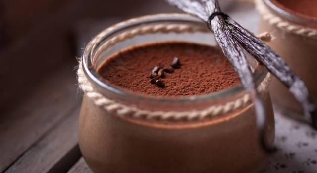Ricetta salva spesa: Budino di riso al cacao amaro