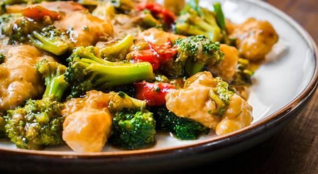Ricetta salva spesa: Pollo e verdure glassati