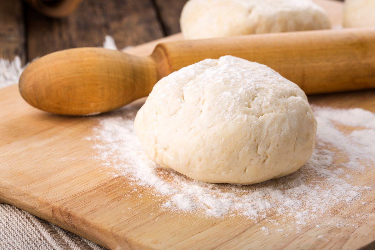 Pasta frolla ovis mollis
