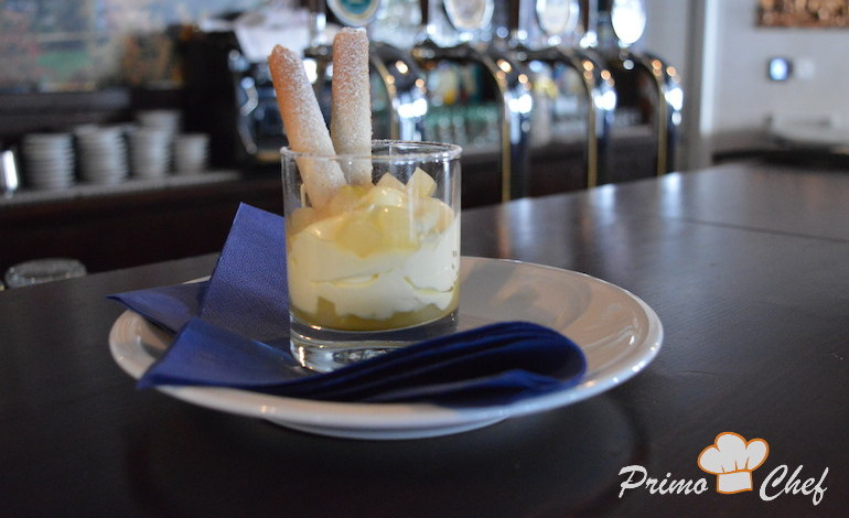 Crema chantilly con pere caramellate - VIDEO