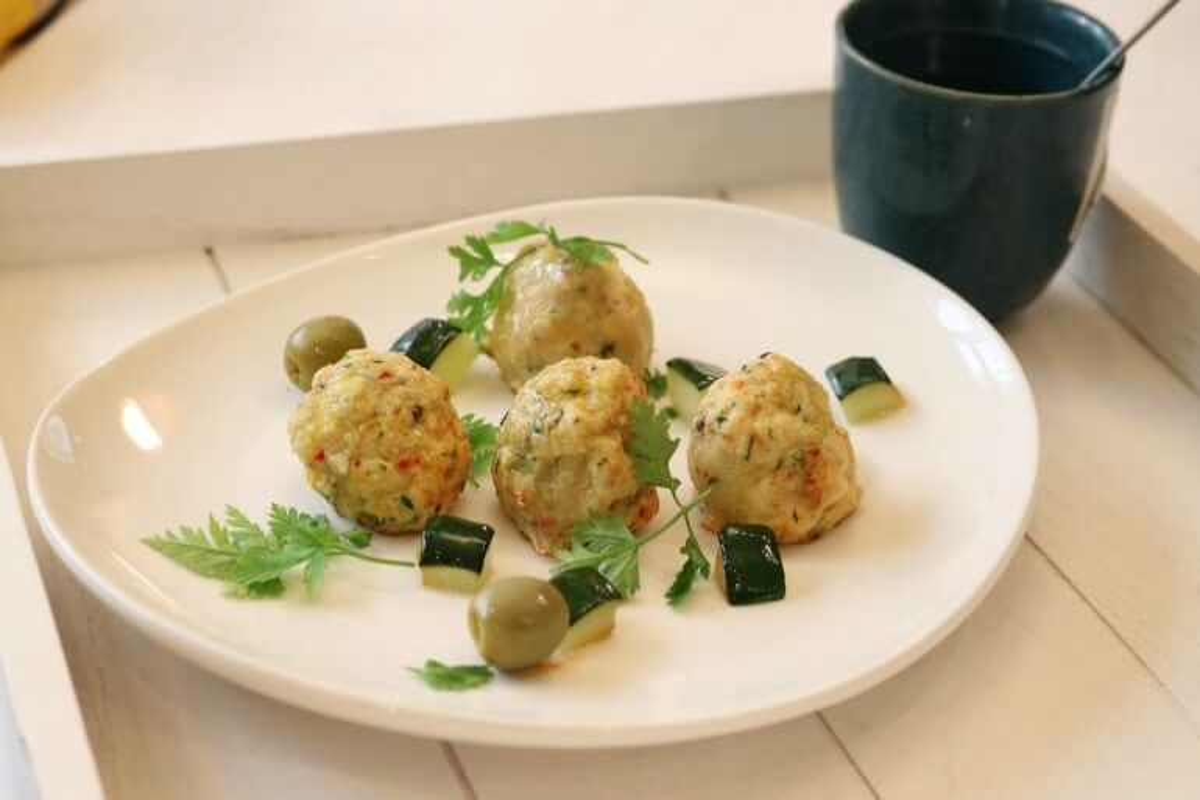 Ricetta salva spesa: Crocchette di zucchine e tonno sottolio