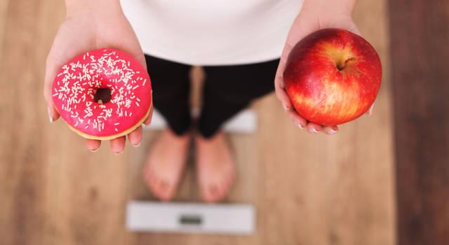 """""""Non riesco a dimagrire"""": ecco tutti gli errori che fanno fallire la dieta"""