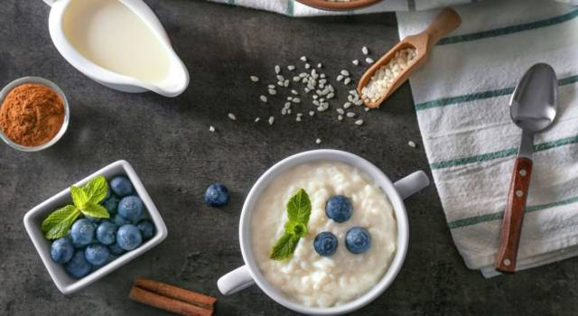 La ricetta del pudding di riso inglese: dolce, morbido e cremoso