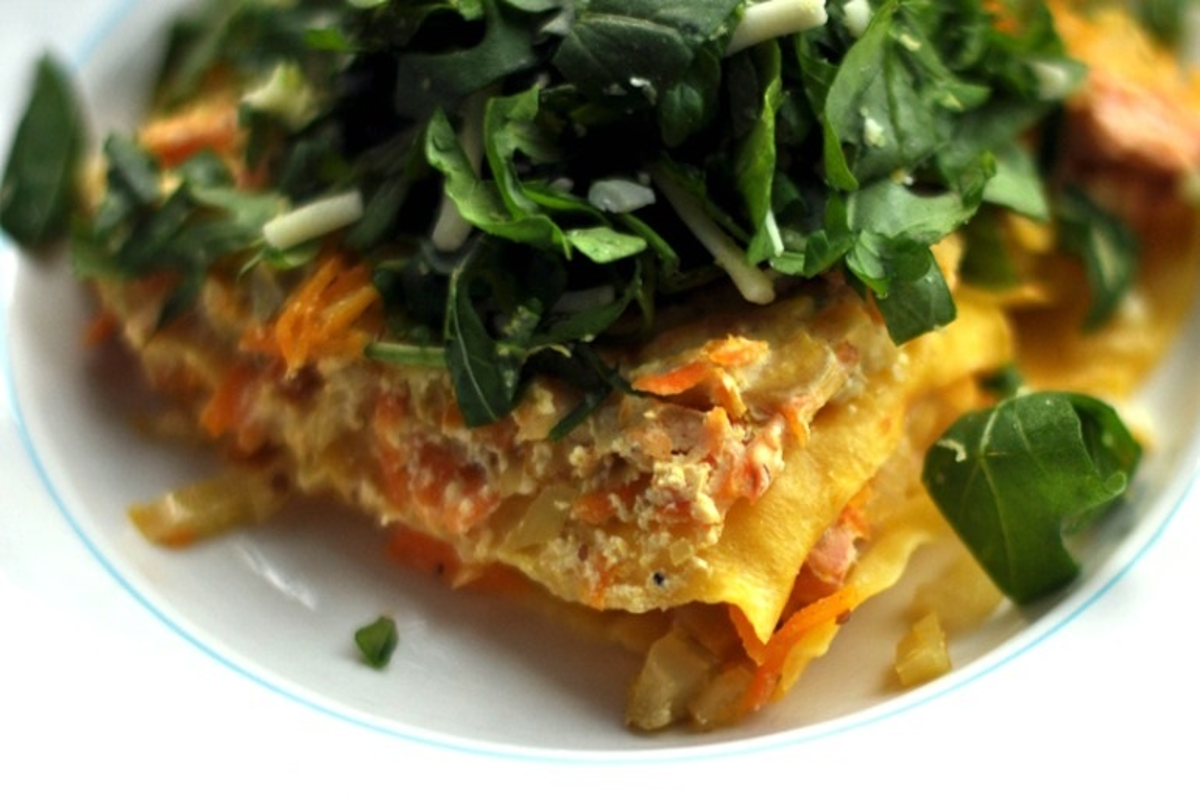 lasagne-carote