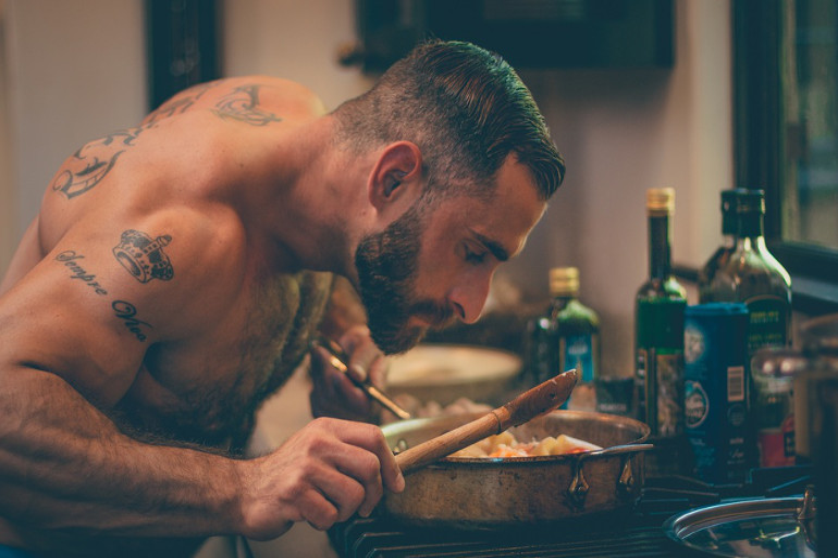 Cuoco nudo
