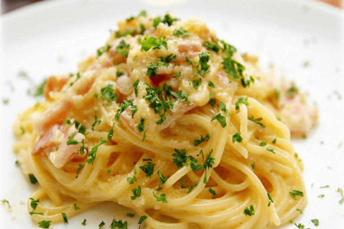 pasta-gricia