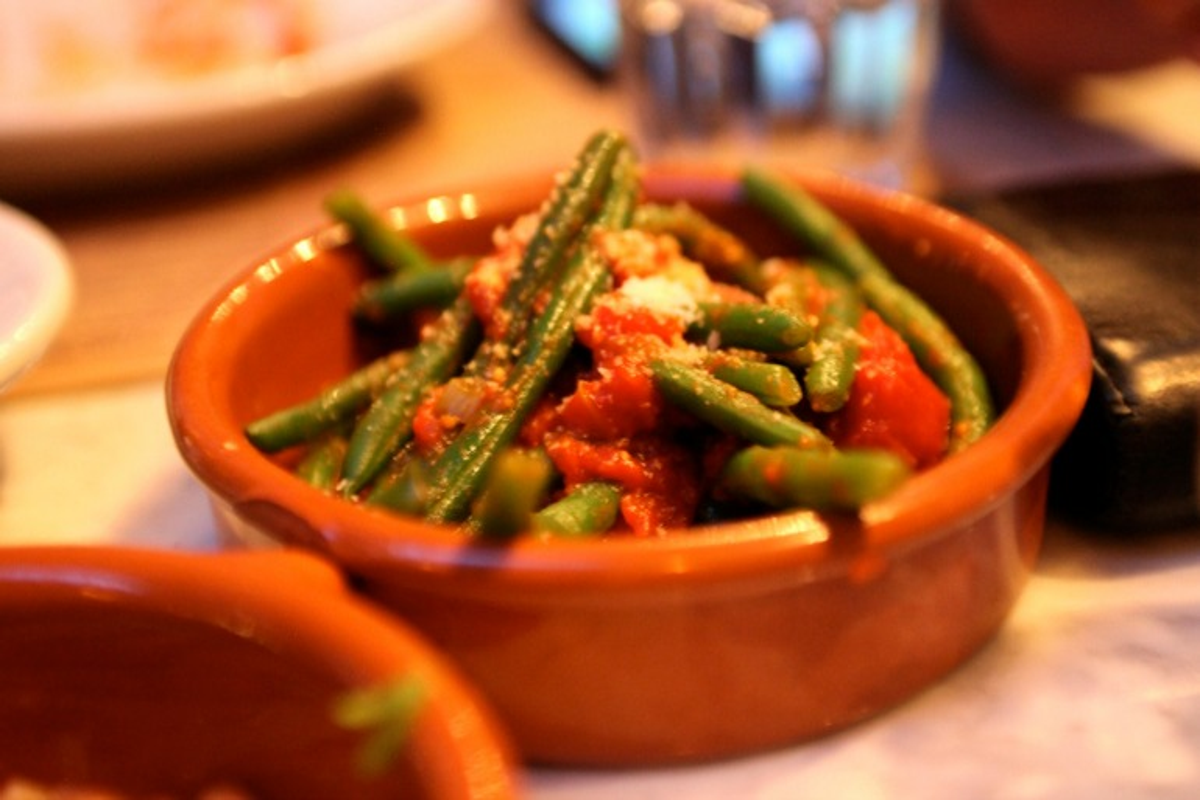 Cocotte-fagiolini-salsiccia