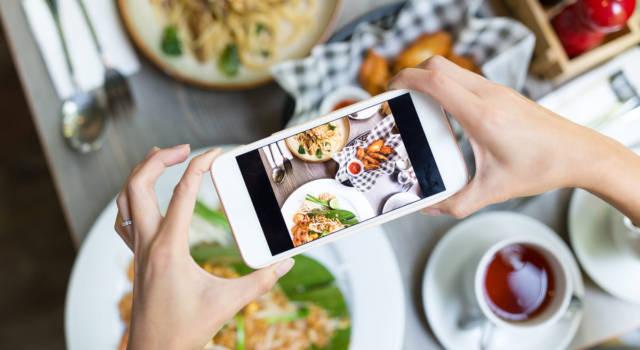 Come fotografare il cibo in modo impeccabile