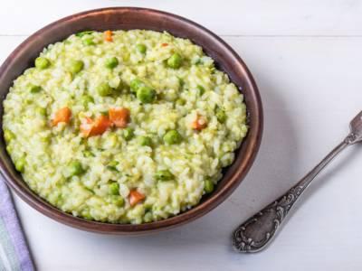 Una ricetta golosa e della tradizione: sono i risi e bisi alla veneta!