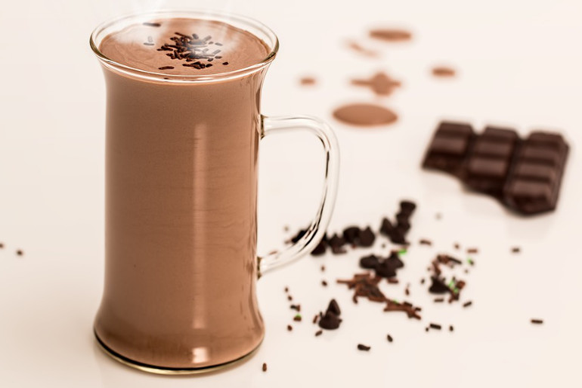 Come fare la perfetta cioccolata calda anche a casa for Come trovare la casa perfetta