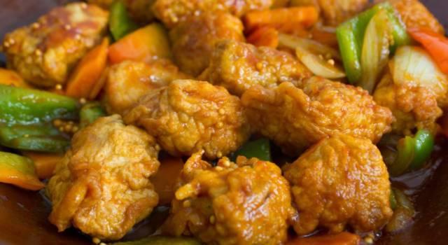Maiale in agrodolce: una ricetta cinese tutta da scoprire