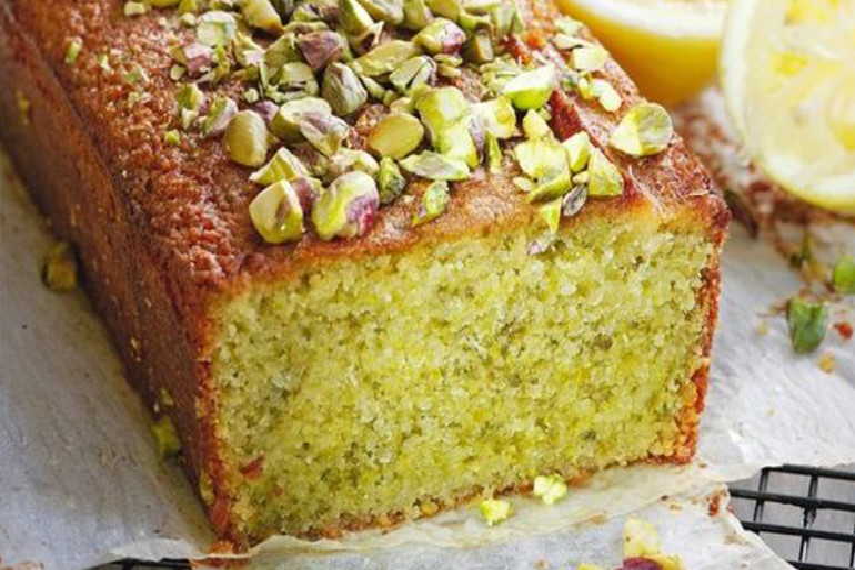 torta cannella pistacchi