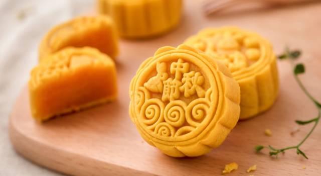 Facciamo le tortine lunari cinesi (o mooncake)