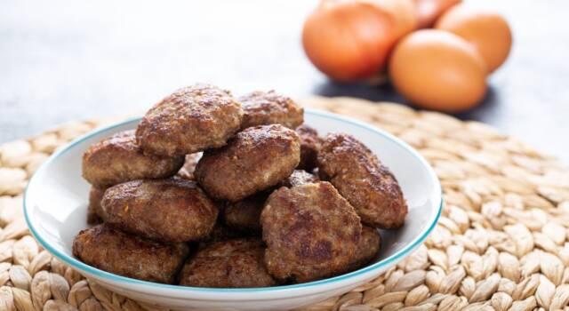 Polpette di carne lessa: la ricetta golosa e velocissima