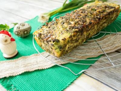 Polpettone di spinaci: gusto e leggerezza in un solo piatto