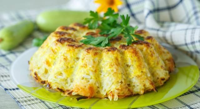 Sartù di riso senza carne: la specialità napoletana in chiave vegetariana