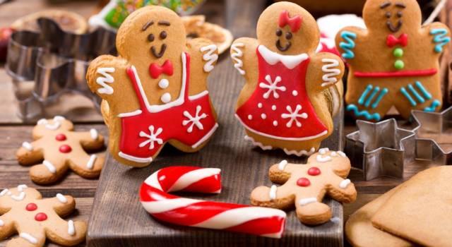 Biscotti gingerbread vegani per Natale: ideali per rallegrare le Feste!
