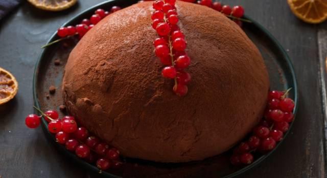 Parrozzo abruzzese: il dolce di Natale a forma di cupola