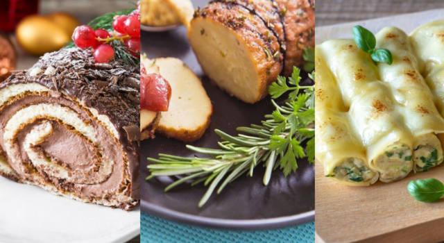 Cucina naturale anche il 25 dicembre? Ecco un menù sfizioso