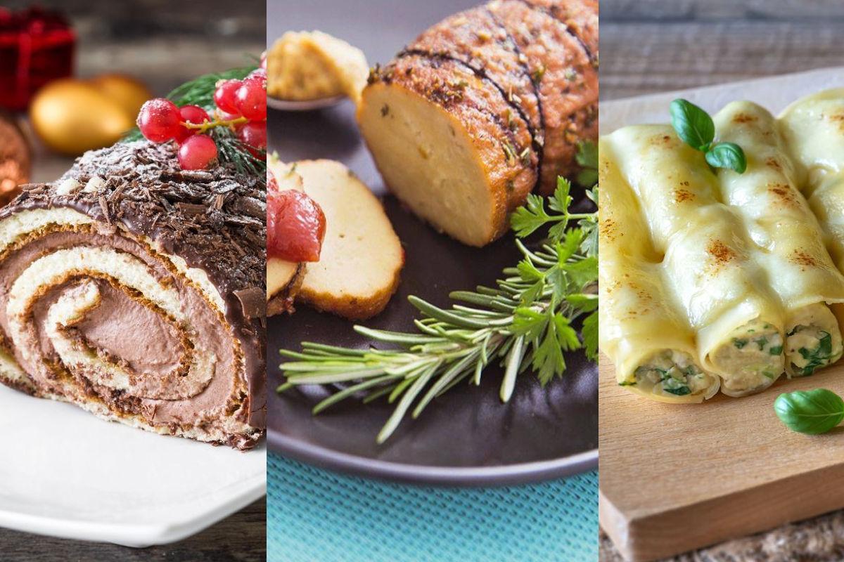 Ricette vegetariane per Natale