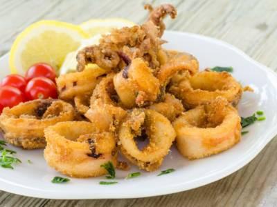 Calamari fritti: ricetta più sfiziosa non c'è!
