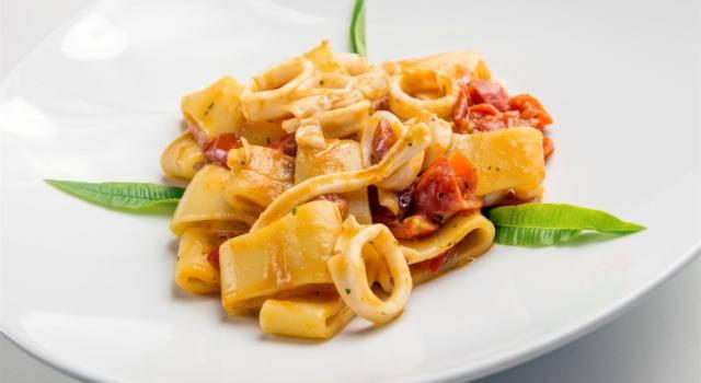 Calamarata napoletana: una ricetta deliziosa, da provare!