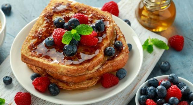 La ricetta del french toast: per una colazione di pura energia