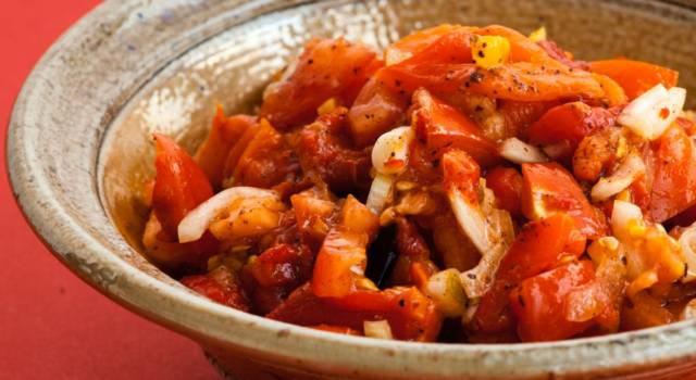 Peperoni ammollicati, una ricetta siciliana