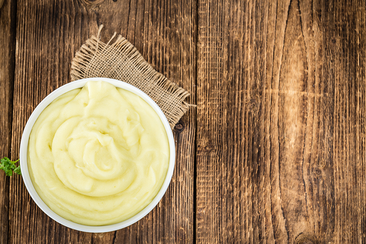 Come fare il purè di patate e altre verdure