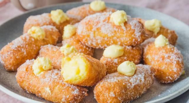 Frittelle di San Giuseppe: perfette per la festa del papà!