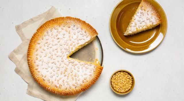 Torta della nonna: la ricetta originale del dolce che ha il sapore di casa