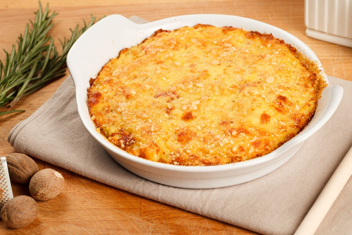 torta salata carciofi e patate