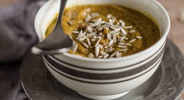 Vellutata di lenticchie: un piatto gustoso e salutare!
