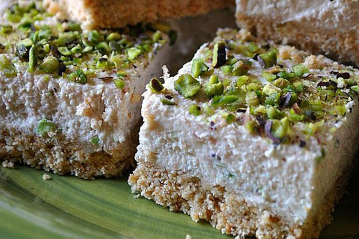 cheesecake salata mortadella
