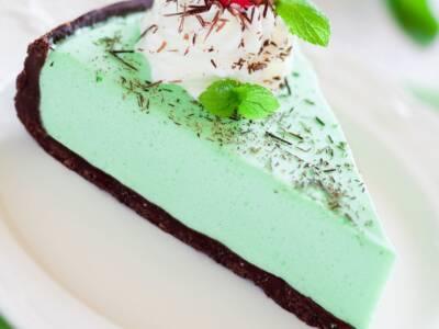 Crostata menta e cioccolato: la ricetta golosa che piace a tutti!