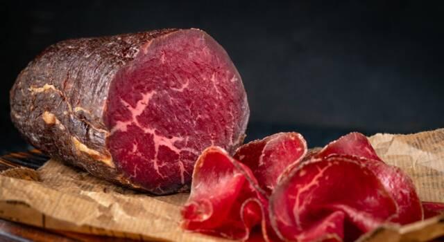 La Bresaola: un salume ipocalorico nato nell'alta Valtellina
