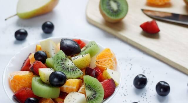 Macedonia di frutta: gli stratagemmi per non farla annerire