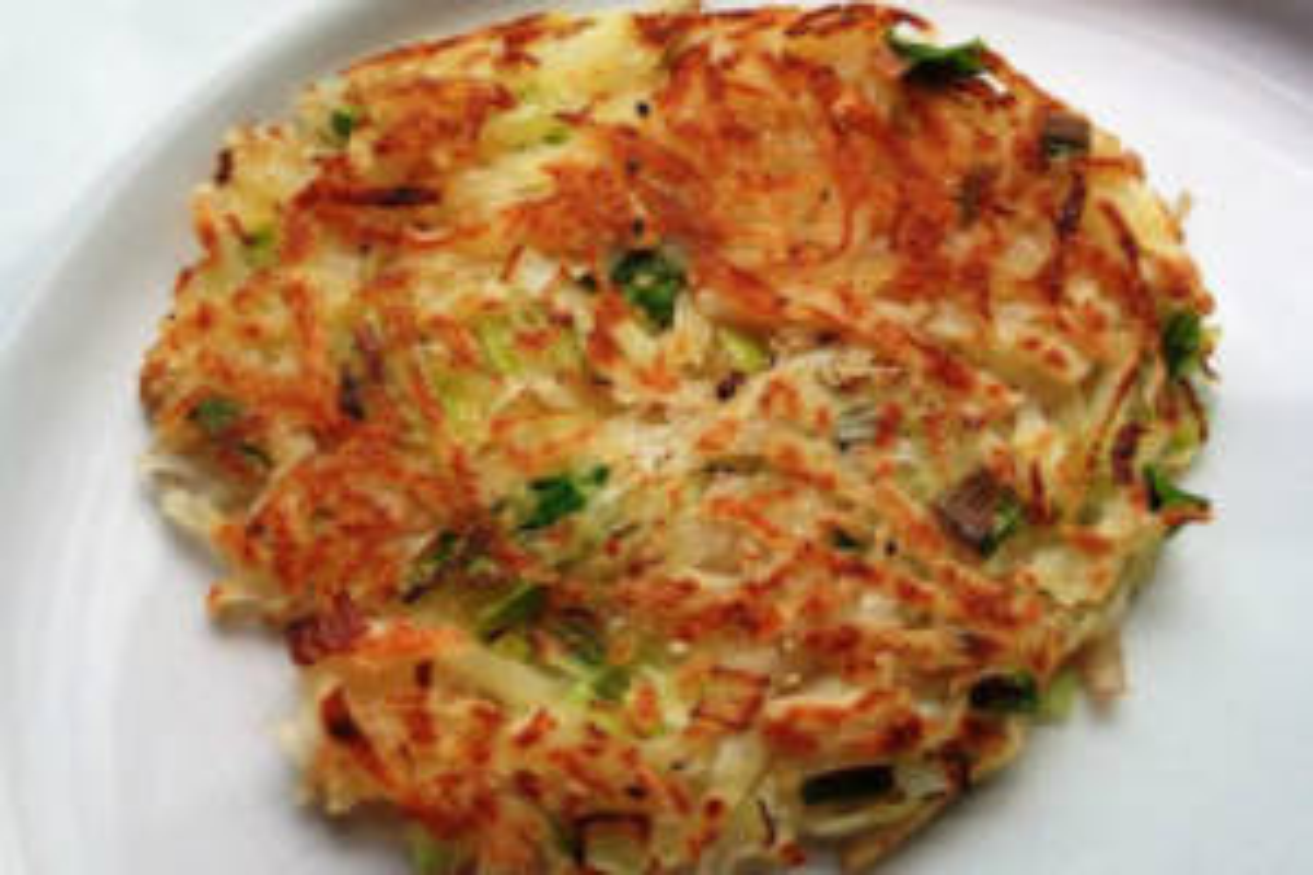 ricette con zucchine rosti