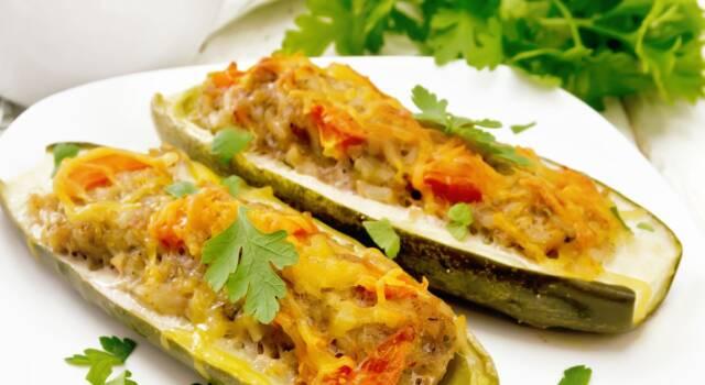 Barchette di cetrioli farcite: la ricetta pronta in 5 minuti