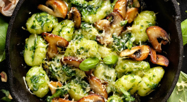 Ricette con pesto: 10 piatti della cucina mediterranea