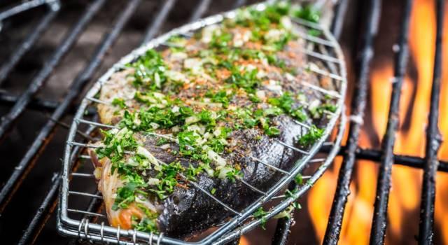 Pesce alla griglia: ricette e consigli per la preparazione