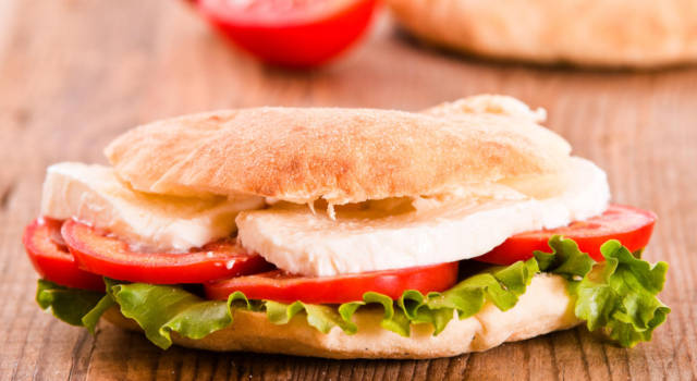 La puccia del Salento, lo street food buono e sano