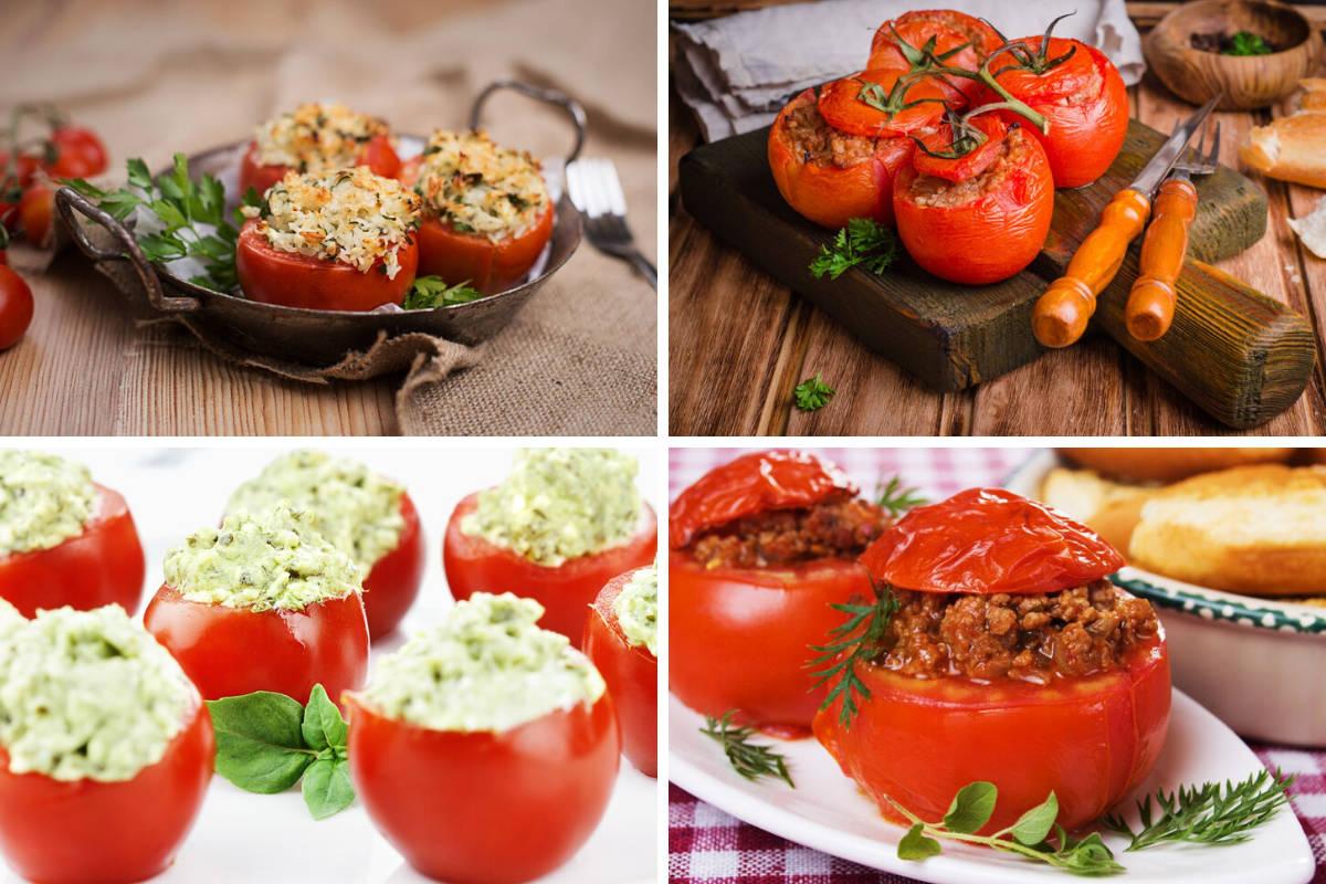 Ricette di pomodori ripieni